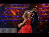 Любимый номер!Алексей Воробьев и Татьяна Навка танцуют рок-н-ролл