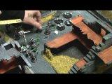 Warhammer 40000: Баттлрепорт - Некроны против Космодесанта Хаоса