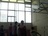 Тренировка по баскетболу 13.03.11