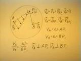 Теоретическая механика - лекция №24 (Плоское движение твердого тела_мгновенный центр скоростей)